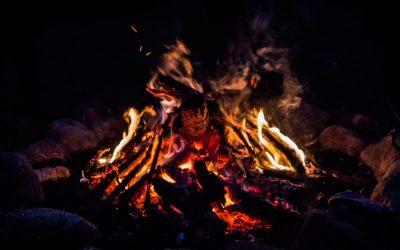 Fire Sacred Fire – een lied